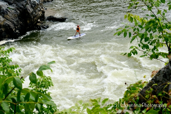 SUP board, surfer, water sports, great falls park