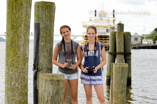 old town alexandria, teenagers, cousins, young photographers, waterfront, boats, dock, potomac river