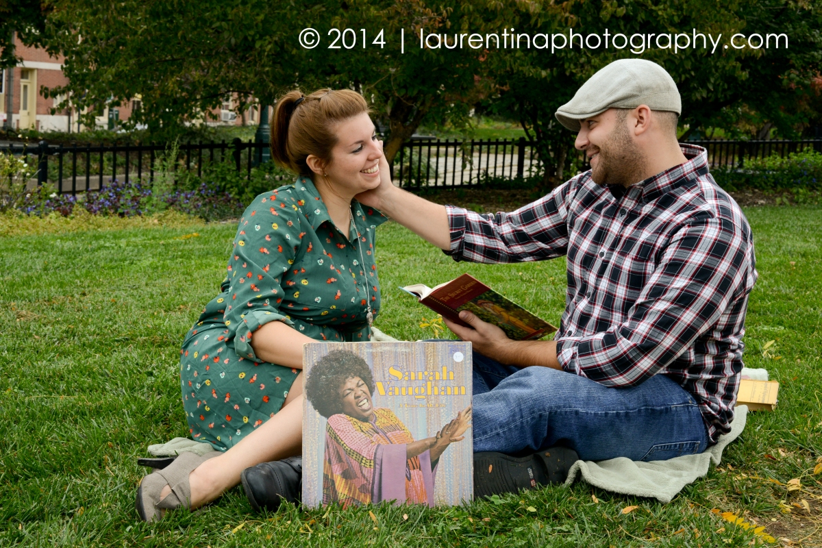 Kaity & Jonathan | Philadelphia Engagement Photography | { Part 4 } : Back to Penn's Landing