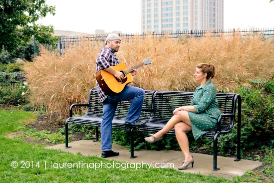 DIY, props, records, guitar, serenade, acoustic guitar, music man, diana ross, books, modern vintage, Engagements, Portraits, Center City Philadelphia Engagement, Engagement photos, Penns Landing Photographer, Penns Landing Photography, Destination Photography, Engagement session at Penns Landing Lifestyle Photographer in Philadelphia, NJ Engagement Photographer, Northern Virginia Engagement Photographer, Philadelphia Art Museum, Philadelphia Engagement Photographer, Philadelphia Engagements, Philadelphia Photographer, Philadelphia Wedding Photographer, Philly Photographer